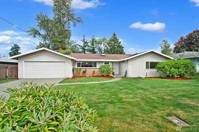 Kent Single Family Home For Sale: 21212 113th Ave SE