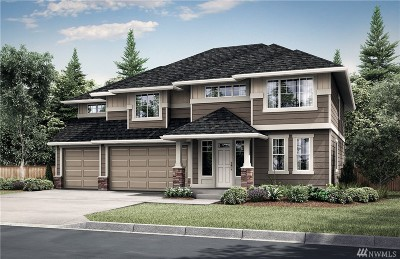 Renton Single Family Home For Sale: 5717 NE 7th Place