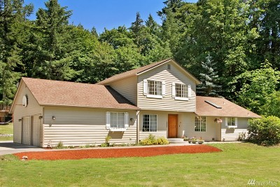 Woodinville Single Family Home For Sale: 20358 170th Ave NE
