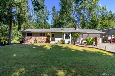 South Prairie Single Family Home For Sale: 221 State Road 162 E