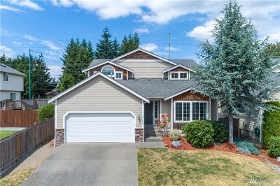 Maple Valley Single Family Home For Sale: 27214 212th Ave SE