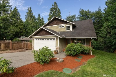 Hansville Single Family Home Pending: 36914 Madrona Blvd NE