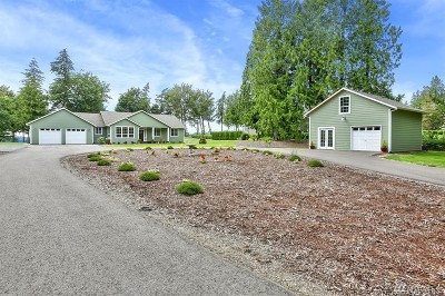 Stanwood Single Family Home For Sale: 24228 7th Ave NW