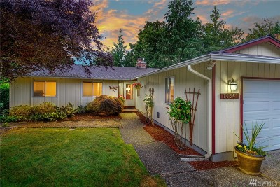 Renton Single Family Home For Sale: 16561 162nd Place SE