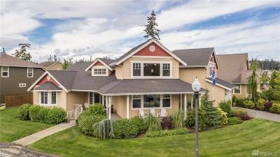 Oak Harbor Single Family Home For Sale: 2777 SW Fairway Point Dr
