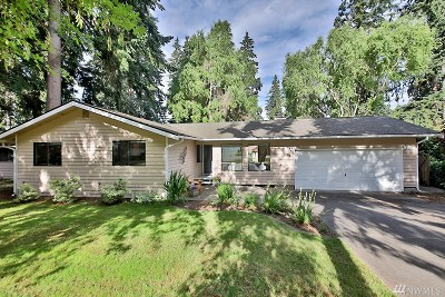 Freeland Single Family Home Sold: 5928 Mountain View Lane