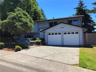 Kirkland Single Family Home For Sale: 12803 NE 142nd St