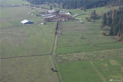 Tenino Farm For Sale: 16641 Old Highway 99 SE