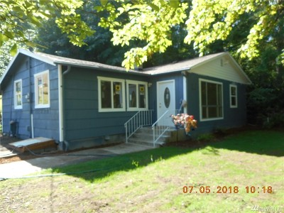 Port Orchard Single Family Home For Sale: 3241 Anderson Hill Rd SW
