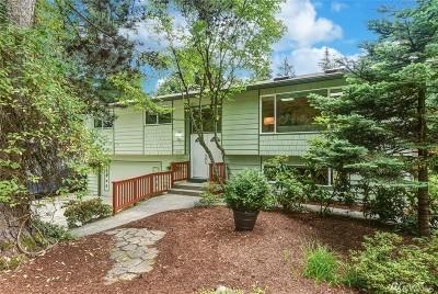 Redmond Single Family Home For Sale: 8705 172nd Ave NE