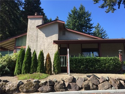 Federal Way Condo/Townhouse For Sale: 31701 SW 47th Lane SW #A