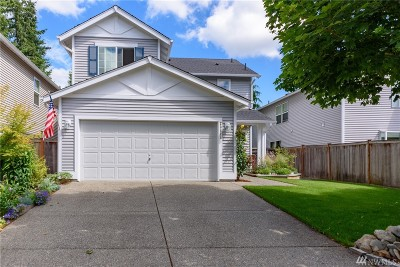 Maple Valley Single Family Home For Sale: 23424 SE 243rd St