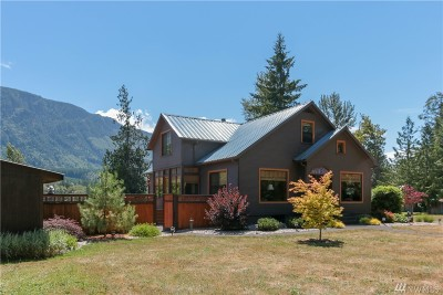 Lewis County Single Family Home Pending BU Requested: 807 Peters Rd