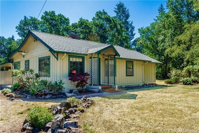 Thurston County Single Family Home For Sale: 2104 Marvin Rd SE
