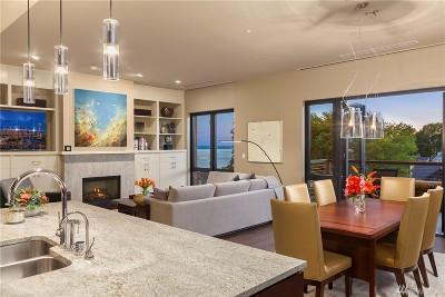 Seattle WA Condo/Townhouse For Sale: $2,495,000