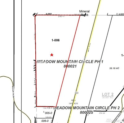 Buckley Residential Lots & Land For Sale: 451 Hwy 410