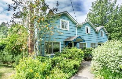 Des Moines Single Family Home For Sale: 2451 S Kent Des Moines Rd