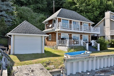 Clinton Single Family Home For Sale: 7369 Mikes Fishing Place