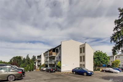 Tukwila Condo/Townhouse For Sale: 15146 65th Ave S #509