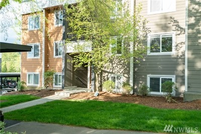 Condo/Townhouse Sold: 718 Kirkland Cir #B201