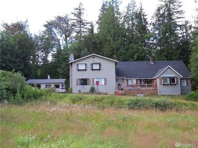 Shelton WA Single Family Home For Sale: $419,900