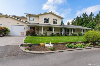 Gig Harbor Single Family Home For Sale: 816 34th Ave NW
