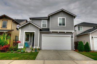 Tumwater Single Family Home For Sale: 9070 Silverspot Dr SE