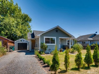 Enumclaw Single Family Home For Sale: 849 Myrtine St