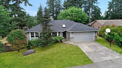 Puyallup Single Family Home For Sale: 3015 26th Ave SE