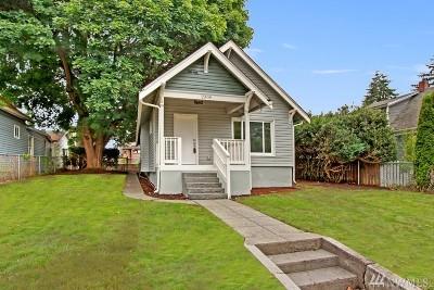 Everett Single Family Home For Sale: 2308 Oakes Ave