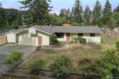Shelton WA Single Family Home For Sale: $199,500