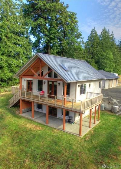 Shelton WA Single Family Home For Sale: $475,000