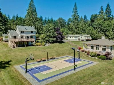 Monroe WA Single Family Home For Sale: $1,500,000