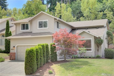 Bothell Single Family Home For Sale: 3314 201st Place SE