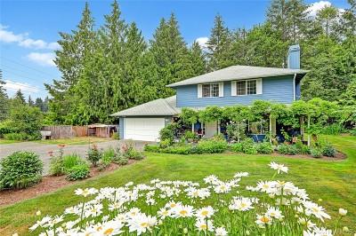 Graham WA Single Family Home For Sale: $419,950