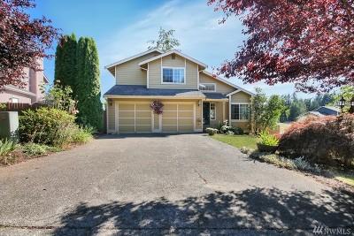 Bonney Lake Single Family Home For Sale: 20002 121st St E