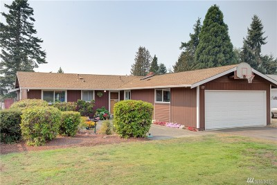 SeaTac Single Family Home For Sale: 21427 30th Ave S