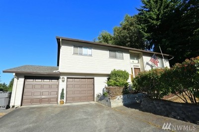 Federal Way Single Family Home For Sale: 32830 38th Ct SW