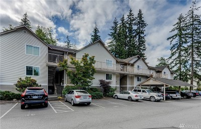 Everett Condo/Townhouse For Sale: 11527 Highway 99 #C103