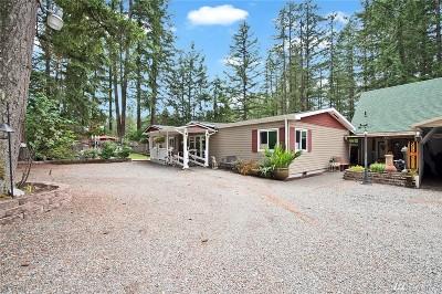 Graham WA Single Family Home For Sale: $325,000