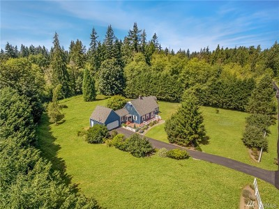 Snohomish Single Family Home For Sale: 4206 165th Avenue SE