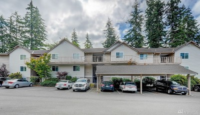Everett Condo/Townhouse For Sale: 11527 Highway 99 #C104
