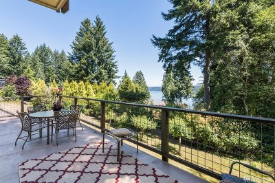Gig Harbor Single Family Home For Sale: 1122 143rd St NW