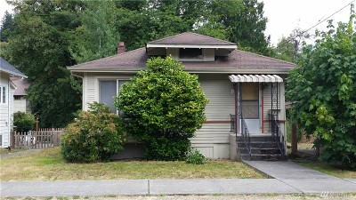 Winlock Single Family Home For Sale: 300 NE Arden Ave