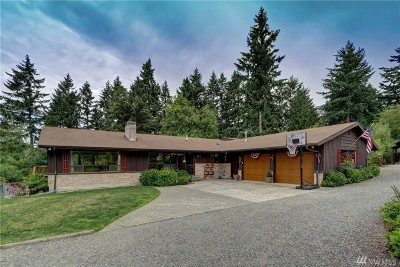 Puyallup Single Family Home For Sale: 12819 111th Ave E