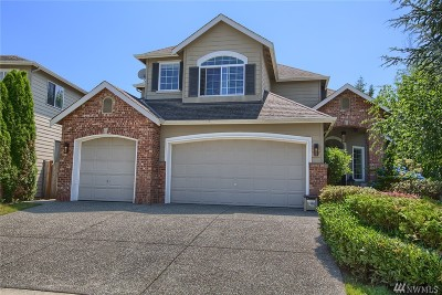 Sammamish Single Family Home For Sale: 27210 SE 10th St