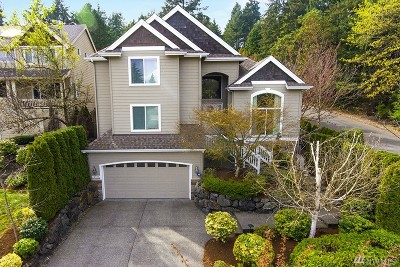 Woodinville Single Family Home For Sale: 18975 131st Place NE