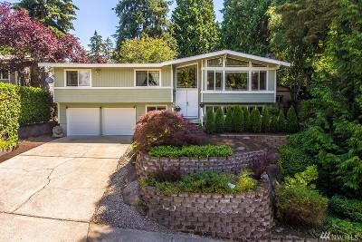 Kirkland Single Family Home For Sale: 12112 107th Ave NE