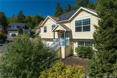 Bellingham Single Family Home For Sale: 2004 N Mahonia