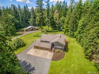 Snohomish Single Family Home For Sale: 2820 132nd Ave SE